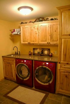 My dream laundry room!