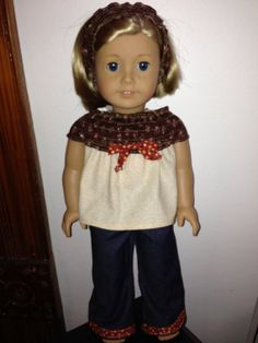 American Girl Doll Clothes  Handmade 3 by Sweetlittlethingsbys, $15.00