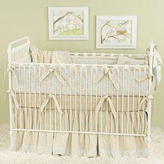 How to create a shabby chic baby nursery