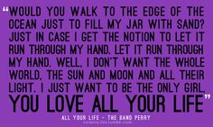 the band perry<3
