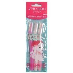 FT Shiseido Facial Razor 3pcs(S)
