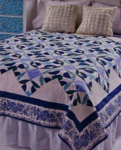 Fons & Porter's Love of Quilting: Emily's Wedding Quilt