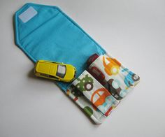 car wallet. Cool idea.
