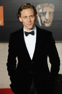 Tom Hiddleston at the Orange British Academy Film Awards 2012 - After Party - Arrivals