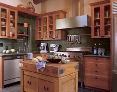 Peter Vitale | thisoldhouse.com | from Sensational Space-Saving Kitchens