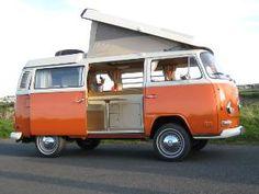 i want a camper van!