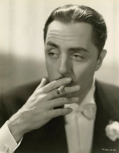 """""""Dessert is probably the most important stage of the meal, since it will be the last thing your guests remember before they pass out all over the table.""""  -William Powell"""