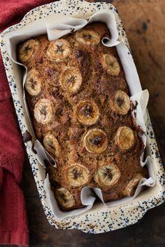 #Recipe: Whole-Wheat Banana Bread