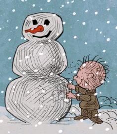 Snowman Gif!