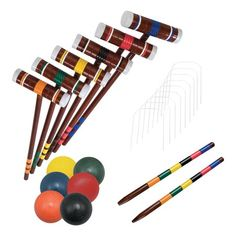 Croquet Game Set