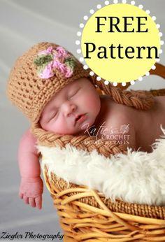 Free Frozen, Rapunzel, Disney Princess Crochet Hat Pattern   Katie's Crochet Goodies