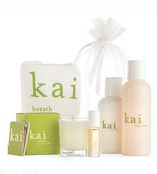 love the smell of Kai