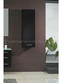 Linen Cabinets - Wall Mount Linen Cabinet with Door