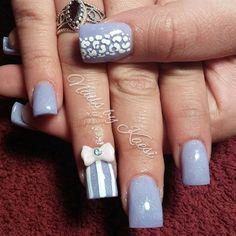 Lilac Frillies by nailsbykaesi - Nail Art Gallery nailartgallery.nailsmag.com by Nails Magazine www.nailsmag.com #nailart #Acrylic #nails #boise #nampa #CALDWELL #meridian #Kuna #IDAHO #EZFlow #nailtech #Acrylicnails #nailartist #Swarovski
