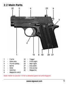 Know your Sig Sauer P238