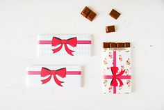 Free Printable Chocolate Bar Wrappers by Funkytime | Skip To My Lou