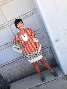 Talk Summer to me $38 #dress #indistyle #bohochic #coral #prints @hoopla_earrings #hooplaearrings $15 #earrings #accessories #giftidea @karmaboutiqueonmain #karmaboutiqueonmain #pleasantgrovecity #utah #utahfashions #utahboutiques #shopsmall #shoplocal #weship #goodkarma #callme 8017961121