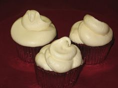 Gluten Free Red Velvet Cupcakes With Cream Cheese Icing