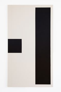 Augustus Thompson Untitled (sign), 2014 Ink on canvas 65 x 36 inches