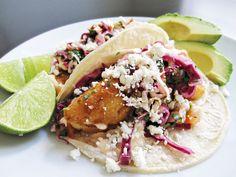 Fish Tacos dinner, hispan kitchen, pinner galleri, baja fish tacos sauce, food, favorit recip, eat, guest pinner, intern recip