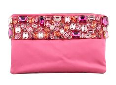 Because you need a clutch. This one's Prada.