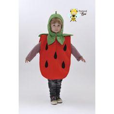 Strawberry Kids Costume | Fancy Dress Costumes For Kids Free standard ...