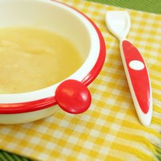 TONS of homemade baby food recipes!