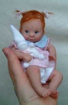 doll by Kim van de Wetering...Awww!