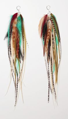 I badly want new earrings! I want these birds of a feather earrings. :)