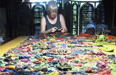 Freeform Crochet Prudence Mapstone