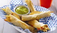 chicken-taquitos | The New Potato