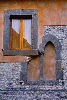 Signs of the time...Segni, Rome, Lazio