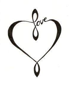 Inifinite Love Tattoo by ginabeauvais