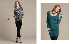 Tart Collections - Fall 2013 - Shallyn Top & Suzette Pant · Patrice Dress
