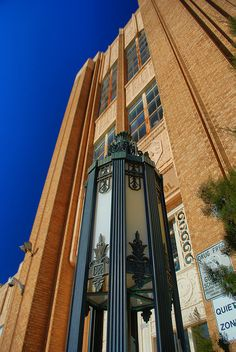 Will Rogers High School in Tulsa OK. #AIANTA #AITC2013 #Tulsa #AIANTAAPlains #OK #Oklahoma #Travel #IndianCountry #Explore #NativeAmerica #AmericanIndian #Tourism #Trip #DiscoverNativeAmerica www.aianta.org