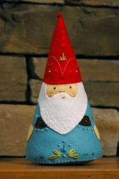 christmas gnome!