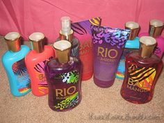 Love bath & body work lotion