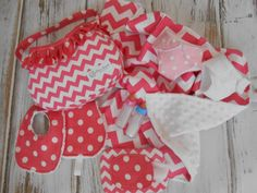 Just Like Mommy  CHOOSE YOUR COLOR  Chevron with by LimeSewda