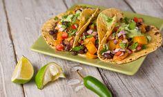 Vegan Street Tacos #vegan #recipe #veganmofo