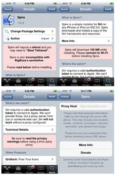 How to Install Siri on iPhone 4, iPhone 3GS, and iPad Running iOS 5.0+