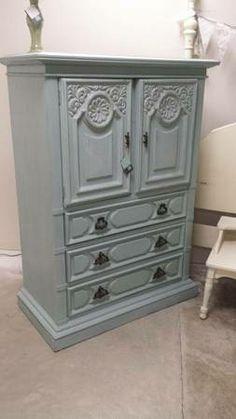 Painted Furniture on Pinterest