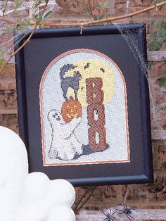 Boo To You Too! at Free Patterns.com