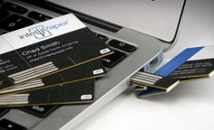 SwivelCard Smart Business Cards