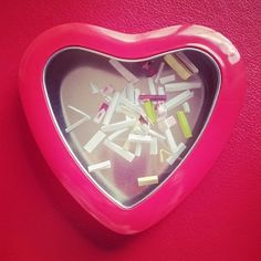 Manualidad romántica, mensajes de #amor gracias por