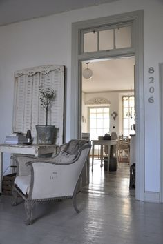 decor, chair, country cottages, gamla skolan, farms, white, swedish style, dens, den gamla