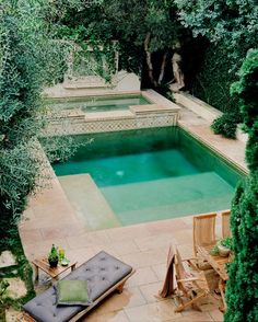 pool areas, plunge pool, swimming pools, dream yard, architectur