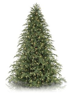 Brewer Spruce Artificial Christmas Tree
