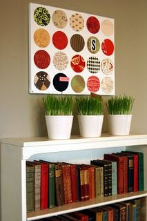 I love this!  Great DIY project