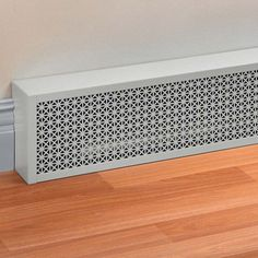 Decorative baseboard covers.
