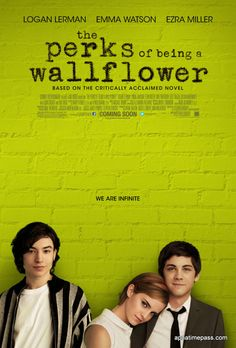 the perks of being a wallflower film, cant wait, the real, emma watson, book, movies online, logan lerman, wall flowers, ezra miller